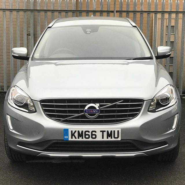 Volvo X60 Lease: Volvo XC60 All Ready To Go Out! Great Specification