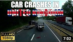 CAR CRASHES IN UNITED KINGDOM