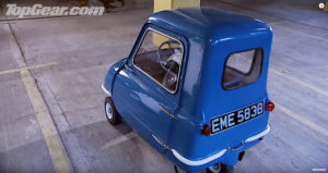 The Smallest Car in the World at the BBC