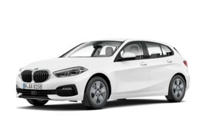 BMW 1 Series Hatchback on 6 month short term car lease.
