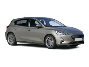 Ford Focus Hatchback on 3 month short term car lease.