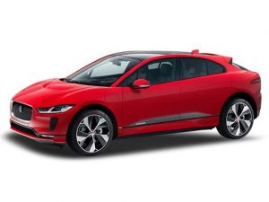 Jaguar i-Pace Estate on 12 month short term car lease.