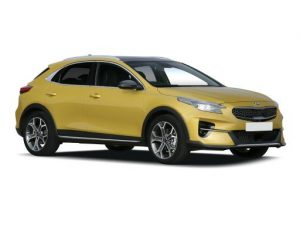 Kia XCEED Hatchback on 12 month short term car lease.