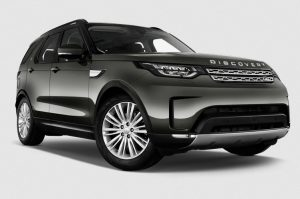 Land Rover Discovery SW on 3 month short term car lease.