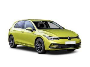 VW Golf Hatchback on 6 month short term car lease.
