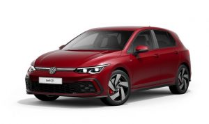 VW Golf Hatchback on 6 month short term car lease.