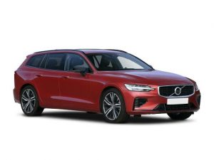 Volvo V60 Sportswagon on 7 month short term car lease.