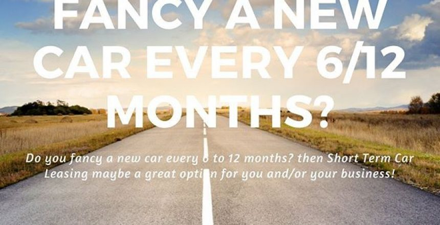 Fancy a new car every 6/12 months? With a short term car lease it's possible! Get that new car smell all year round! Visit the link in our bio for more information.