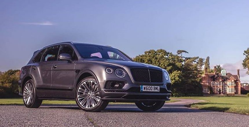Posted @withregram • @redlinemagazine 'Power House' - In the latest issue of Redline Magazine we test drive the Bentley Bentayga Speed  . Currently the world's fastest SUV, the big Bentley goes in to competition with the Lamborghini Urus, but is it better than its Italian rival? Find out by clicking on the link in our bio to get your free digital copy of Redline Magazine 😎 . Another awesome snap by @dude_itsdom 📸 . . .