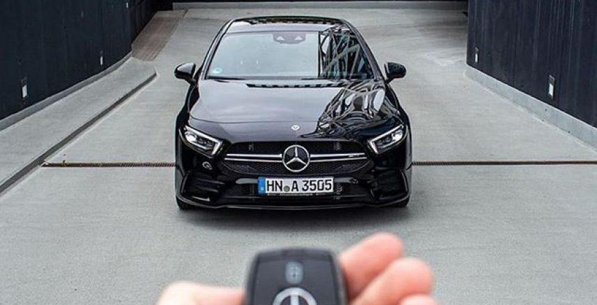 Posted @withregram • @assenheimermulfinger [Mercedes-AMG A 35 4MATIC Limousine: Kraftstoffverbrauch kombiniert: 7.2 l/100 km; CO2-Emissionen kombiniert: 164 g/km. http://www.assenheimer-mulfinger.de/rechtlicher-hinweis] . Der Schlüssel zum Glück.  . . .
