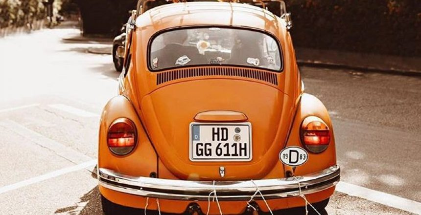 Posted @withregram • @mariannehope Let's go to Mexiko! Good memories from a wedding before corona times. Isn't this the cutest wedding car ever?