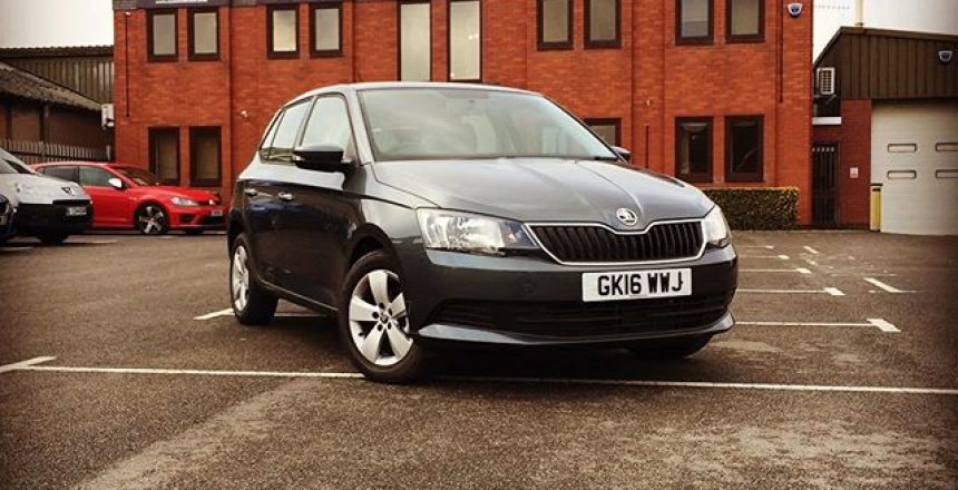 BRAND NEW 16PLATE: Skoda Fabia available now: http://Cocoonvehicles.co.uk