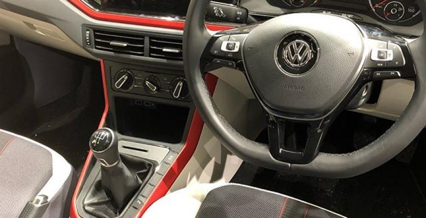 Number 2 - Is the fantastic new VW Polo, this interior is the Beats version. @volkswagen_uk