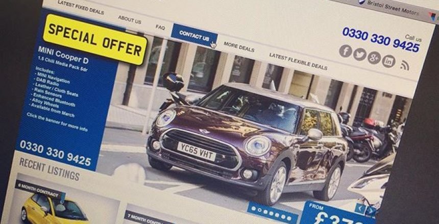 Mini Hatchback 1.5 Cooper D Auto available on Short Term