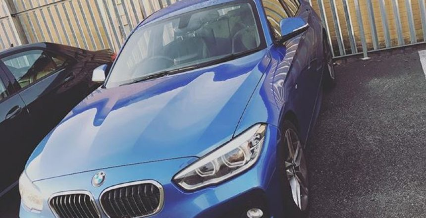 BMW 1 Series available for Short Term! Short and Long Term Car Leasing : 0330 330 9425 : or GOOGLE