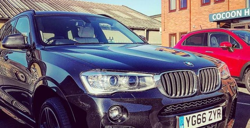 BMW X3 just left to go to a new customer! Short and Long Term Car Leasing : 0330 330 9425 : or GOOGLE