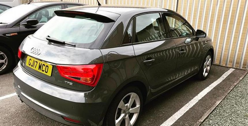 New Audi A1 arrived ready to be swapped with an existing customer! Short and Long Term Car Leasing : 0330 330 9425 : or GOOGLE