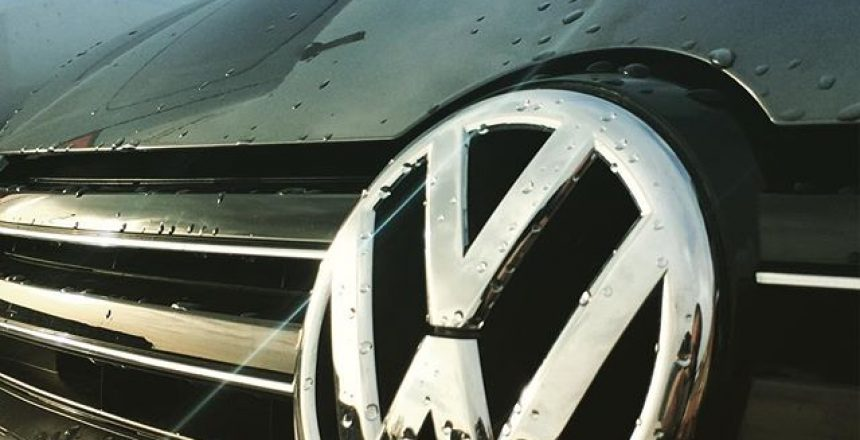 VW Badge! Ready to be delivered!