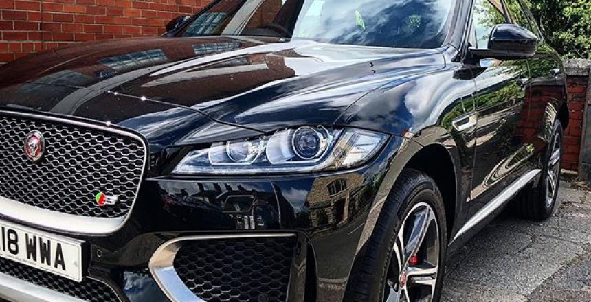This beautiful @jaguaruk F-Pace V6 R Sport has been delivered to an existing customer in today on an 18 Month contract hire!