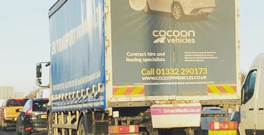 Another great spot from one of our customers of our @drivenmediauk campaign! If you spot it, take a snap and send it over to us!