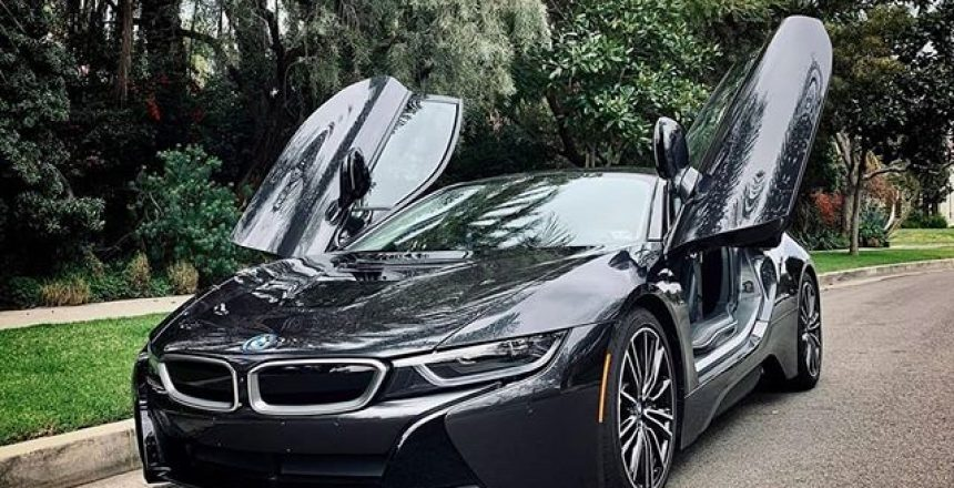 """Posted @withrepost • @bmwi Star of the neighborhood. The BMW i8 Coupé. @dbrunn009. __ BMW i8 Coupé: Energy consumption in kWh/100km (combined): 14.0 kWh. Fuel consumption in l/100 km (combined): 1.8. CO2 emissions in g/km (combined): 42 g/km. The values of fuel consumptions, CO2 emissions and energy consumptions shown were determined according to the European Regulation (EC) 715/2007 in the version applicable at the time of type approval. The figures refer to a vehicle with basic configuration in Germany and the range shown considers optional equipment and the different size of wheels and tires available on the selected model. The values of the vehicles are already based on the new WLTP regulation and are translated back into NEDC-equivalent values in order to ensure the comparison between the vehicles. [With respect to these vehicles, for vehicle related taxes or other duties based (at least inter alia) on CO2-emissions the CO2 values may differ to the values stated here.] The CO2 efficiency specifications are determined according to Directive 1999/94/EC and the European Regulation in its current version applicable. The values shown are based on the fuel consumption, CO2 values and energy consumptions according to the NEDC cycle for the classification. For further information about the official fuel consumption and the specific CO2 emission of new passenger cars can be taken out of the """"handbook of fuel consumption, the CO2 emission and power consumption of new passenger cars"""", which is available at all selling points and at https://www.dat.de/angebote/verlagsprodukte/leitfaden-kraftstoffverbrauch.html."""