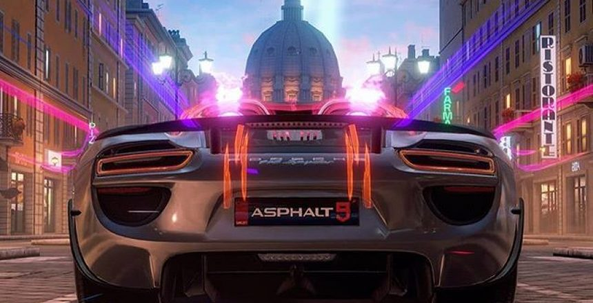 Posted @withrepost • @porsche Esports racing – now coming to your smartphone. We're thrilled to partner with Gameloft to launch the first Asphalt Esports Series presented in Asphalt 9: Legends, starting on May 20th. Available for iOS and Android.