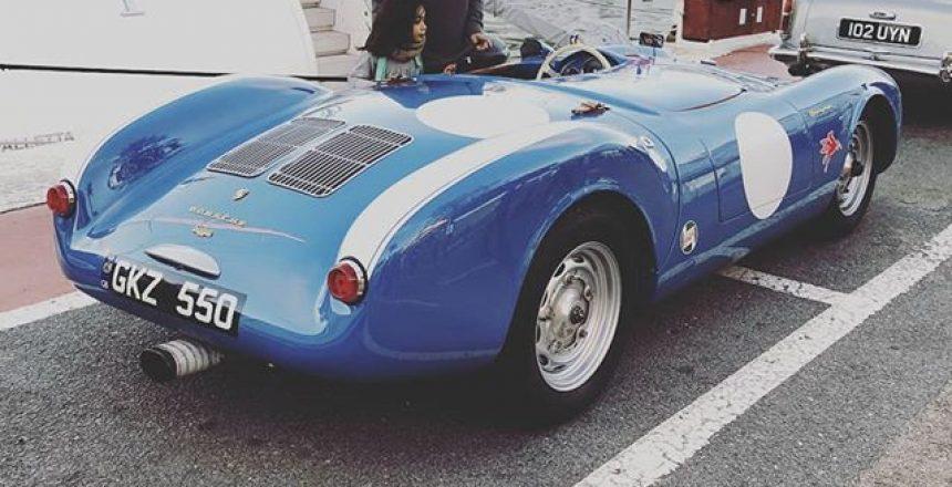 Classic Porsche in Marbella