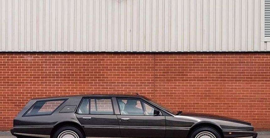 Posted @withrepost • @classiccarvoyage Aston Martin Lagonda Shooting Brake By: @ddclassics