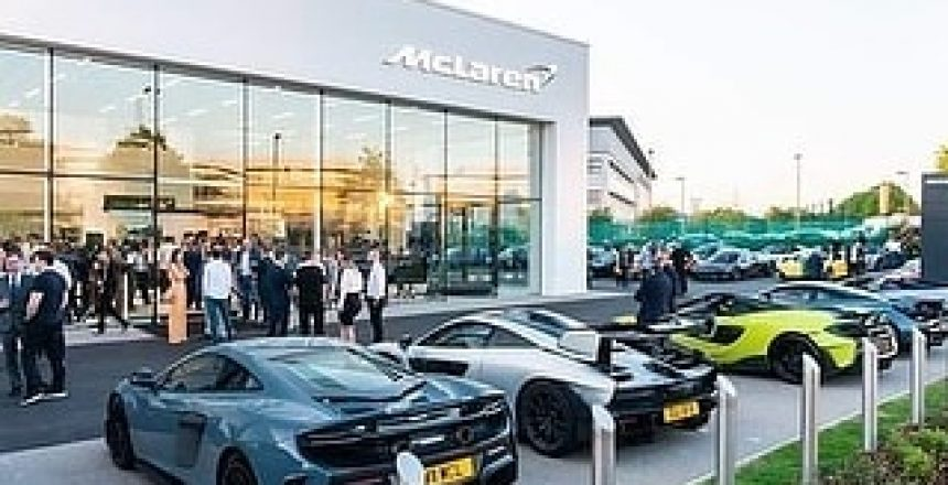 Posted @withrepost • @mclarenhatfield Last week was the Grand Opening of our Hatfield dealership. Thank you to all our wonderful guests for making the evening one to remember!