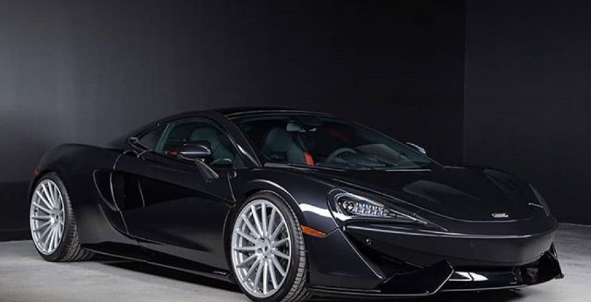 Posted @withrepost • @vossen x VPS-305 by @PfaffTuning. @mclaren