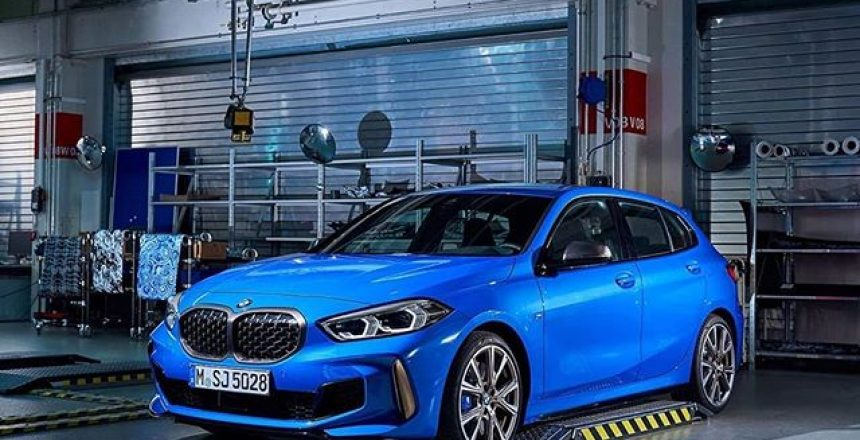 "Posted @withrepost • @bmw THE 1 you waited for. The all-new BMW 1 Series. __ BMW M135i xDrive 5-door: Fuel consumption in l/100 km (combined): 7.1 - 6.8. CO2 emissions in g/km (combined): 162 - 155. The values of fuel consumptions, CO2 emissions and energy consumptions shown were determined according to the European Regulation (EC) 715/2007 in the version applicable at the time of type approval. The figures refer to a vehicle with basic configuration in Germany and the range shown considers optional equipment and the different size of wheels and tires available on the selected model. The values of the vehicles are already based on the new WLTP regulation and are translated back into NEDC-equivalent values in order to ensure the comparison between the vehicles. [With respect to these vehicles, for vehicle related taxes or other duties based (at least inter alia) on CO2-emissions the CO2 values may differ to the values stated here.] The CO2 efficiency specifications are determined according to Directive 1999/94/EC and the European Regulation in its current version applicable. The values shown are based on the fuel consumption, CO2 values and energy consumptions according to the NEDC cycle for the classification. For further information about the official fuel consumption and the specific CO2 emission of new passenger cars can be taken out of the ""handbook of fuel consumption, the CO2 emission and power consumption of new passenger cars"", which is available at all selling points and at https://www.dat.de/angebote/verlagsprodukte/leitfaden-kraftstoffverbrauch.html."