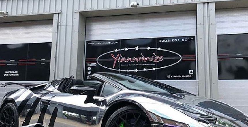 Posted @withrepost • @yiannimize Another one.. @adksupreme lambo with @nerodesignltd wheels and spoiler... This car will be on the @yiannimizegt starting in Marbella in the 23rd June...