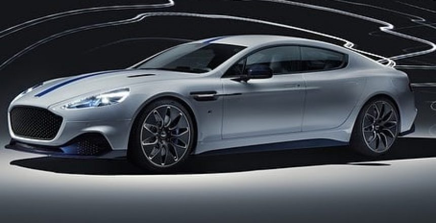 Posted @withrepost • @electriccarnews The Aston Martin Rapide E is an all electric, 602bhp super saloon based off the regular gasoline version. Powered by a 65kWh battery, the Rapide E is set for a limited production run with just 155 units planned️ @electriccarnews ——————————————————————— Price(usd): unknown (expected to be $300,000+) Range: over 200 miles/ 321km 0-60: >4 seconds ———————————————————————Share this post with your friends  and don't forget to follow me (@electriccarnews) for more content like this daily! ———————————————————————Photo from 📸 @astonmartinlagonda ————————————————————