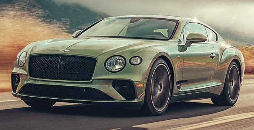 Posted @withrepost • @richardpardon Less is more. New work for #Bentley; GT