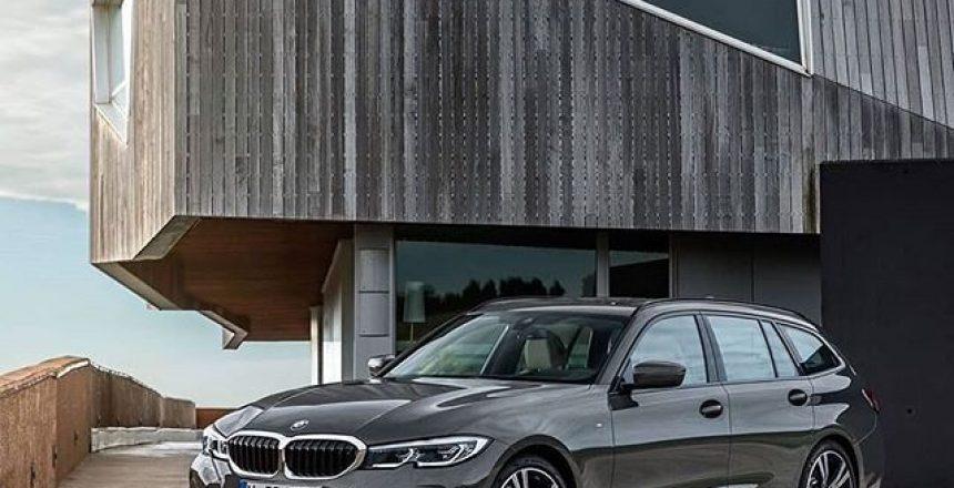 Posted @withrepost • @bmwgroup.ru Драйв в практичной форме. Абсолютно новый BMW 3 Series Touring.