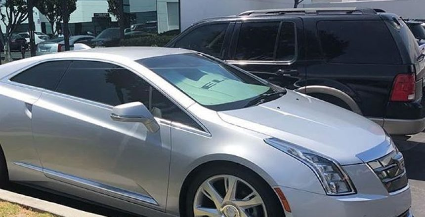 Posted @withrepost • @kbb_com We spotted a Cadillac ELR the other day parked near our offices. Manufactured only for model year 2014 and 2016, there was no 2015 version! Sleek and stylish, it's underpinnings doomed it — pure Chevrolet Volt. . . . . @chevrolet @kbb_com @michaelharley