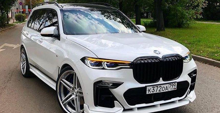 Posted @withrepost • @bmw.uae BMW X7 M Sport  @bmwparadigm @bmw.uae