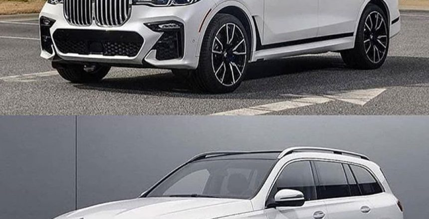 Posted @withrepost • @uber.luxury Mercedes Benz GLS or BMW X7? Follow @uber.luxury for more😎 DM for Picture Credits.