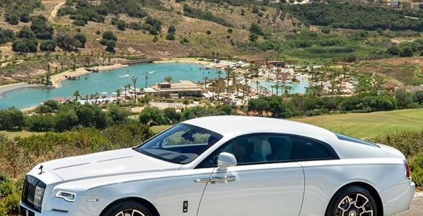 Posted @withrepost • @rollsroycecarseurope In the hills of Sotogrande with Wraith Black Badge.⁠ ⁠ #RollsRoyce⁠ ⁠ CO2 emission: 365-363 g/km; Fuel consumption: 17.7-17.8 mpg / 16.0-15.9 l/100km⁠ ⁠ The values of fuel consumptions, CO2 emissions and energy consumptions shown are already based on the new WLTP Testcycle and determined according to the European Regulation (EC) 715/2007 in the version applicable at the time of type approval. The figures refer to a vehicle with basic configuration in the United Kingdom and the range shown considers optional equipment and the different size of wheels and tires available on the selected model and may vary during the configuration.⁠ ⁠ With respect to these vehicles, for vehicle related taxes or other duties based (at least inter alia) on CO2-emissions the CO2 values may differ to the values stated here. They do not relate to any one particular vehicle, nor are they part of any offer made, rather they are solely for the purpose of comparing different kinds of vehicle.⁠ ⁠ For further information about the official fuel consumption and the specific CO2 emission of new passenger cars can be taken out of the