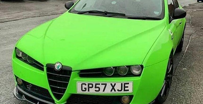 Posted @withrepost • @alfa_romeo_fp_ Alfa Romeo 159 SW  Owner:@?? Credit:@alfa_romeo_159_ • • • • •
