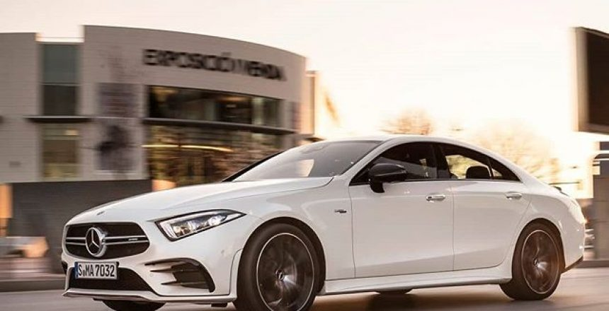 Posted @withrepost • @mercedesamg [Kraftstoffverbrauch kombiniert: 8,8-8,7 l/100km |CO₂-Emissionen kombiniert: 202-199 g/km | http://amg4.me/efficiency-statement] The Mercedes-AMG CLS 53 4MATIC+ Coupé looks stunning as it effortlessly takes you through your day.
