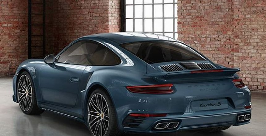 Posted @withrepost • @porschelebanonfans offers you a countless range of options for customisation. An example: This Graphite Blue Metallic #911TurboS! | porschebeirut.com