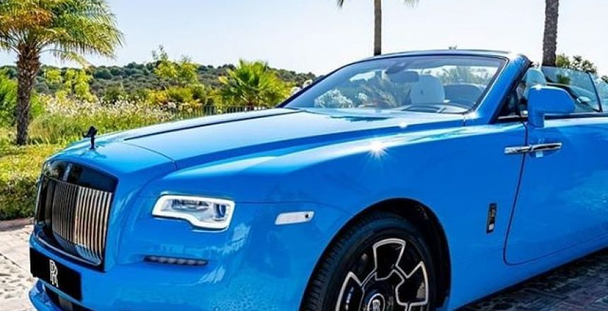 Posted @withrepost • @rollsroycecarseurope Galileo Blue looks simply incredible under the Sotogrande sun.   #RollsRoyce  Dawn Black Badge CO2 emission: 382-380 g/km; Fuel consumption: 16.7-16.8 mpg / 16.9-16.8 l/100km.  Wraith Black Badge CO2 emission: 365-363 g/km; Fuel consumption: 17.7-17.8 mpg / 16.0-15.9 l/100km  Cullinan CO2 emission: 341 g/km; Fuel consumption: 18.8 mpg / 15.0 l/100km  The values of fuel consumptions, CO2 emissions and energy consumptions shown are already based on the new WLTP Testcycle and determined according to the European Regulation (EC) 715/2007 in the version applicable at the time of type approval. The figures refer to a vehicle with basic configuration in the United Kingdom and the range shown considers optional equipment and the different size of wheels and tires available on the selected model and may vary during the configuration.  With respect to these vehicles, for vehicle related taxes or other duties based (at least inter alia) on CO2-emissions the CO2 values may differ to the values stated here. They do not relate to any one particular vehicle, nor are they part of any offer made, rather they are solely for the purpose of comparing different kinds of vehicle.  For further information about the official fuel consumption and the specific CO2 emission of new passenger cars can be taken out of the