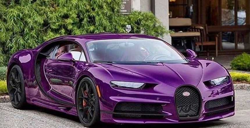 Posted @withrepost • @cartopia_yt The purple monster what do you think of the purple Bugatti Chiron • follow @cartopia_yt for more daily uploads • •  unknown🤷🏻‍♂️ • • Please note that this post is strictly for entertainment purposes • • •