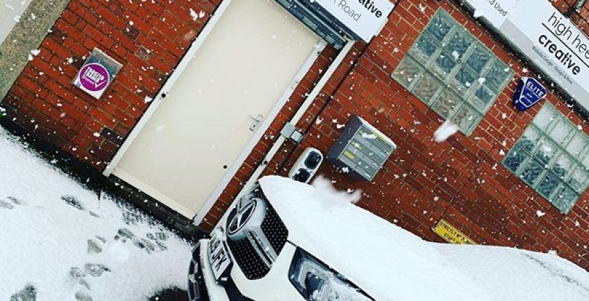 The White Stuff has arrived at @cocoonvehicles in - This may have an impact on Delivery and Collections over the next few days but we'll contact customers directly. In the meantime, enjoy the snow and drive carefully! And if you do need a 4x4 on short term, we've got plenty available!