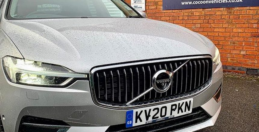 Yep! Another Volvo XC60 delivered! This time it's to a new customer in Swansea. This one is on a 6 month car lease. Find out more online!