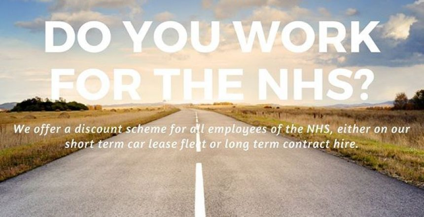 """This post was created before the outbreak of Coronavirus it we feel it's even more important to support NHS workers. Any NHS staff who require a vehicle long term or short term will and always have been entitled to our special offers for medical workers. Find out more on our website or Google """"Cocoon Vehicles NHS"""""""
