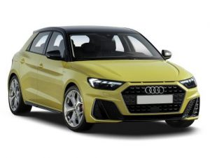 Audi A1 Sportback 30 TFSI Sport 5dr Manual [VS] on 6 short term car lease and includes Bluetooth Connectivity
