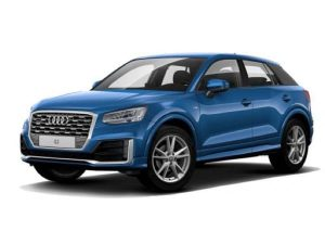 Audi Q2 Estate on 7 month short term car lease.