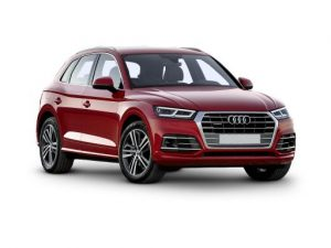 Audi Q5 Estate on 6 month short term car lease.